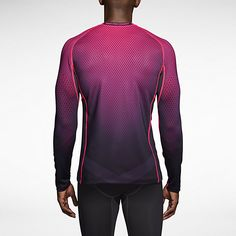 Special Section Nike Pro Combat Long Sleeve Shirt Fitted Men's Clothing