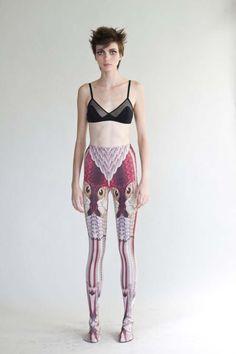 A-Mazing textile design in Israel's Yosef Peretz' range of fabulous fashion