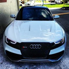 Evil Eyes | Custom Audi RS5