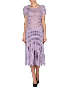 Платье крючком от Michael Kors.  #crochet_dress  #crochet_summer_dress #Michael_Kors