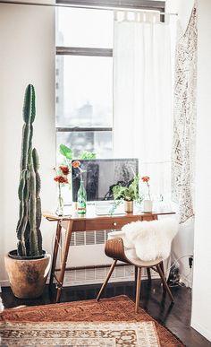 1000 Ideas About Bohemian Office On Pinterest Office