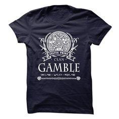 GAMBLE Celtic Pride - #sweater diy #tumblr sweater. ACT QUICKLY => https://www.sunfrog.com/Names/GAMBLE-Celtic-Pride.html?68278