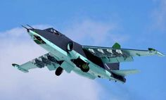 """The new version of the attack aircraft Sukhoi Su-25SM3, nicknamed """"flying tank"""" began its first flight tests. These tests will allow to test the new systems integrated to the aircraft and to validate the operation.  If the program keeps its promises, aerospace forces of Russia will receive the first aircraft upgraded by the end of the year."""