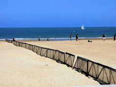 Oostende beach. by henri.van.den.abeele