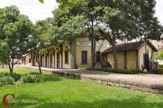 Estação Trem - Carlos Barbosa - RS - Brasil