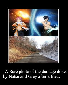 Me and my friends love fairy tail, I feel lucky to have Otaku friends! Fairy Tail Meme, Fairy Tail Quotes, Fairy Tail Gray, Natsu Fairy Tail, Fairy Tale Anime, Fairy Tail Manga, Fairy Tail Ships, Fairy Tales, Natsu And Gray