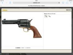Pietta's Colt 45 Clone 4 3/4 inch barrel .45 caliberFind our speedloader now!  http://www.amazon.com/shops/raeind