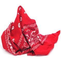 35 Uses for a Bandana In A Crisis | Emergency preparedness and survival lists at survivallife.com