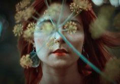 Gorgeous Fine Art Portrait Photography by Marta Juárez Torres #inspiration #photography