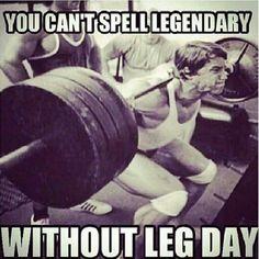 Leg Day #Arnold #Fitness #workout http://www.csudh.edu/ee/PersonalFitnessTrainer.html