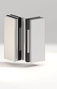 Soglie mobili di chiusura in posizione di riposo  //  ---  //  Threshold of closing furniture in rest position