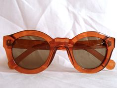 ¡Vendidas! Gafas de sol vintage años 40  50 en buen estado por MeAndTheMajor, €21.00