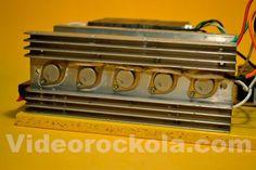 transistores en disipador Circuit Diagram, Audio Amplifier, Canal 1, Discovery, Tech, Summer, Photography, Electronic Circuit, Circuits
