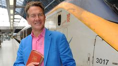 Michael Portillo in St Pancras station © BBC