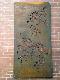 corten screens and living walls - Google Search