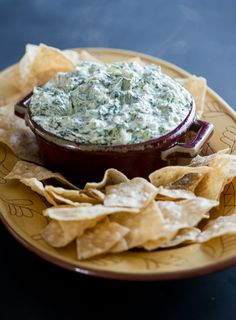 Hot Stove Top Artichoke Spinach Dip & Other Dip Favorites