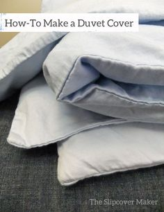 Duvet Slipcover Here S How To Make Your
