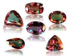 Alexandrite is one of the remarkable gemstones. It is one of the finest colour change stones in nature, resembling fine emerald or ruby. But it obviously depends on the light source. It is so rare, that most people have never seen one