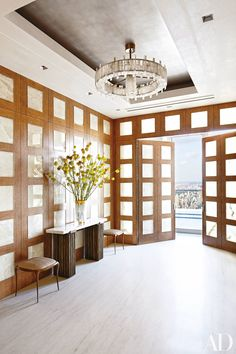 7 Clean and Striking Interiors by the Rockwell Group | Architectural Digest