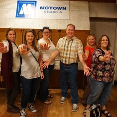 Inside Studio A at the @motownmuseum - we had a moment #bloggersdomotown #motown #detroit