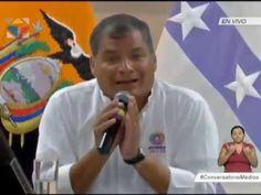 Las preguntas que los medios no hicieron al general Luis Castro (VIDEO) | ElCiudadano.gob.ec