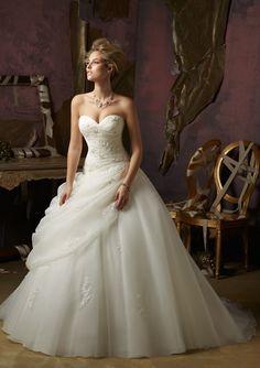 Mori Lee 4973 Wedding Dress