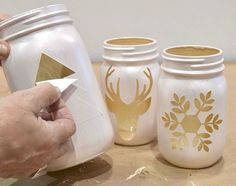 Easy DIY Christmas Crafts and Decorations Ideas On a Budget (23)
