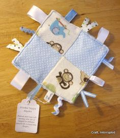 Craft, Interrupted: Handmade Baby Gifts