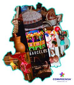 Barcelos, where tradition lives side by side with clothes and with our lovely pottery, iron and basketry  #comprensa #barcelos #portugal #pottery #lovely #basketry #fashion #tradition #iron #olaria #tradicao #cestaria #ferro #artesao #artesanato #photooftheday #mapa #map #figurado  Municipio de Barcelos Turismo de Portugal    www.com-prensa.com