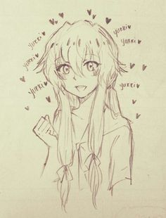 SO kawaii! Yuno! <3 I wish I was that good, but I am getting better! ^-^