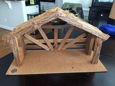 Fontanini Nativity Stable | eBay