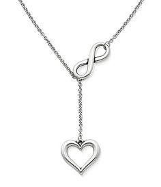 James Avery Infinite Love Lariat Necklace #Dillards