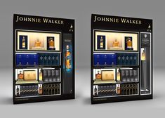 Johnnie Walker Wallbay by Joseph Victor Taguinod at Coroflot.com