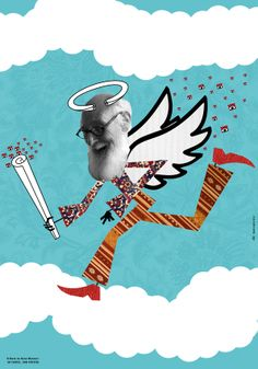 Tributo a Rene Wanner: SR CARTEL  Onur Askin. Turquía Bienal del Cartel Bolivia. BICeBé 2013