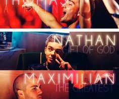 They are so hot especially Nathan Sykes!!!