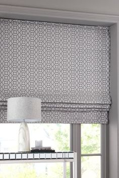 Buy Woven Geo Roman Blind from the Next UK online shop