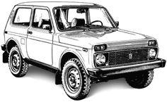 Criado pela AutoVAZ, empresa que surgiu em 1966 por meio de uma parceria com a Fiat para produzir carros populares, o Lada Niva nasceu em 1977 na União Soviética. Surgiram os Ladas 1200, 1300 e 150…