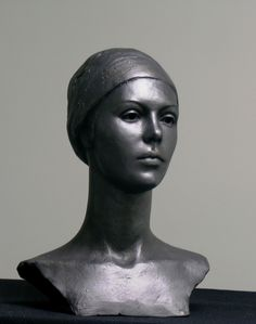 """Memories"" Ceramic sculpture by Joanna Mozdzen Ceramic Figures, Ceramic Art, Statues, Ceramic Sculpture Figurative, Sculpture Head, Inspirational Artwork, Portrait Art, Clay Art, Sculpting"