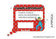 Adivinhas projeto folclore para ornamentar a sala Education, Frame, Folk, Lesson Plans For Elementary, Letter P Activities, Diy Projects, First Day Of Class, School Agenda, Index Cards