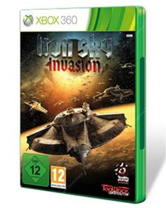 Iron Sky Invasion PAL XBOX360 - COMPLEX
