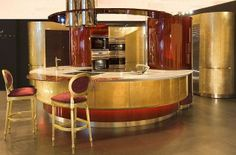 £300,000 expensive kitchen by Marazzi design from #London.