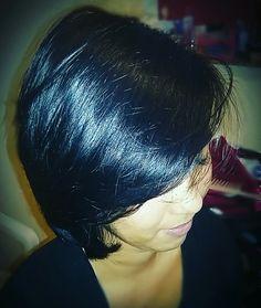 #haircut 💇  #chanel