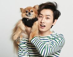Super Junior Mourns Loss of Eunhyuk's Beloved Dog Choco