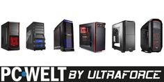 Die Ultraforce-Systeme der PC-WELT-Serie gehen an den Start!