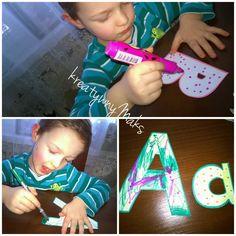 kreatywnyMaks: A- jak alfabet :)