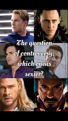 Who do you choose? I choose Loki