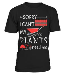 """# I Can't My Plants Need Me T Shirt, I Can't My Plants T Shirt .  Special Offer, not available in shops      Comes in a variety of styles and colours      Buy yours now before it is too late!      Secured payment via Visa / Mastercard / Amex / PayPal      How to place an order            Choose the model from the drop-down menu      Click on """"Buy it now""""      Choose the size and the quantity      Add your delivery address and bank details      And that's it!      Tags: Crazy Plant Man…"""