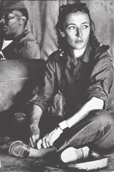 «Ho sempre amato la vita. Chi ama la vita non riesce mai ad adeguarsi, subire, farsi comandare. Chi ama la vita è sempre con il fucile alla finestra per difendere la vita… Un essere umano che si adegua, che subisce, che si fa comandare, non è un essere umano» (da un'intervista del 1979, di Luciano Simonelli).