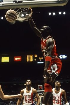 Against The Nets, '86.