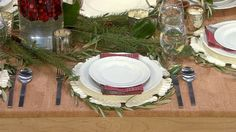 Tips on how to fix up your holiday table for less, from #Baylor alumni and Fixer Upper stars Chip and Joanna Gaines